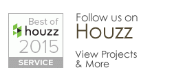 Best of Houzz 2015: Customer Service | Follow us on Houzz
